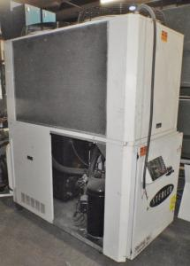 Sterlco SMAC10 air-cooled 10 ton chiller