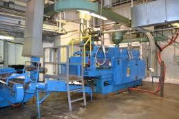 Uniloy 350R2 Dairy Gallon blow molding machine